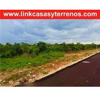 Foto de terreno habitacional en venta en  , cholul, mérida, yucatán, 2329441 No. 01