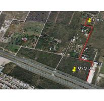 Foto de terreno habitacional en venta en  , cholul, mérida, yucatán, 2329714 No. 01