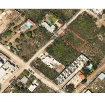 Foto de terreno habitacional en venta en, cholul, mérida, yucatán, 2340834 no 01
