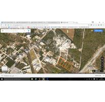 Foto de terreno habitacional en venta en  , cholul, mérida, yucatán, 2510370 No. 01
