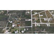Foto de terreno habitacional en venta en  , cholul, mérida, yucatán, 2523657 No. 01