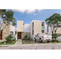 Foto de casa en venta en  , cholul, mérida, yucatán, 2528031 No. 01