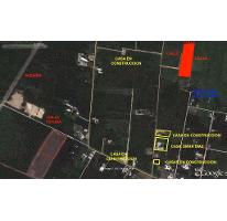 Foto de terreno habitacional en venta en  , cholul, mérida, yucatán, 2528345 No. 01