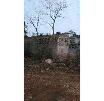 Foto de terreno habitacional en venta en  , cholul, mérida, yucatán, 2535156 No. 01