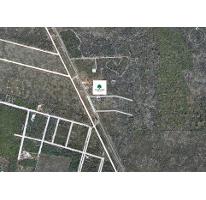 Foto de terreno habitacional en venta en  , cholul, mérida, yucatán, 2592604 No. 01