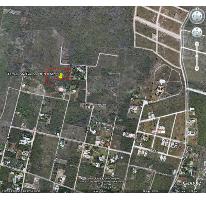 Foto de terreno habitacional en venta en  , cholul, mérida, yucatán, 2607029 No. 01
