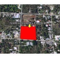 Foto de terreno habitacional en venta en  , cholul, mérida, yucatán, 2611851 No. 01