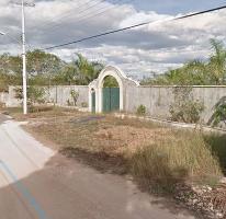 Foto de terreno habitacional en venta en  , cholul, mérida, yucatán, 2612064 No. 01