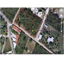 Foto de terreno habitacional en venta en  , cholul, mérida, yucatán, 2614107 No. 01