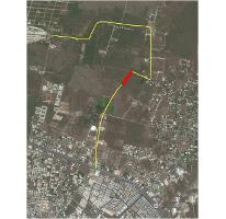 Foto de terreno habitacional en venta en  , cholul, mérida, yucatán, 2622176 No. 01