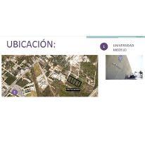 Foto de terreno habitacional en venta en  , cholul, mérida, yucatán, 2630177 No. 01