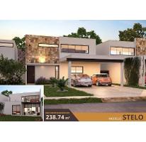 Foto de casa en venta en  , cholul, mérida, yucatán, 2631881 No. 01