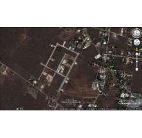 Foto de terreno habitacional en venta en  , cholul, mérida, yucatán, 2761908 No. 01