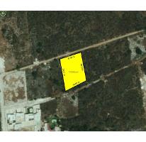 Foto de terreno habitacional en venta en  , cholul, mérida, yucatán, 2804884 No. 01