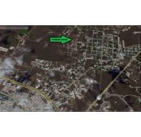 Foto de terreno habitacional en venta en  , cholul, mérida, yucatán, 2834138 No. 01