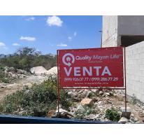 Foto de terreno habitacional en venta en  , cholul, mérida, yucatán, 2903791 No. 01