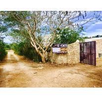 Foto de terreno habitacional en venta en  , cholul, mérida, yucatán, 2937244 No. 01