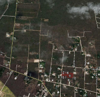 Foto de terreno habitacional en venta en  , cholul, mérida, yucatán, 2939904 No. 01