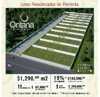 Foto de terreno habitacional en venta en  , cholul, mérida, yucatán, 2952793 No. 01