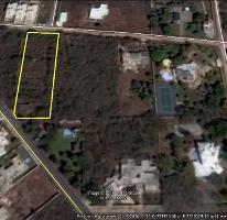 Foto de terreno habitacional en venta en  , cholul, mérida, yucatán, 3220207 No. 01