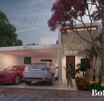 Foto de casa en venta en  , cholul, mérida, yucatán, 3490288 No. 01