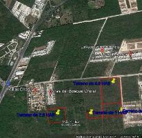 Foto de terreno habitacional en venta en  , cholul, mérida, yucatán, 3594502 No. 01