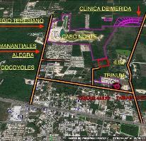 Foto de terreno habitacional en venta en  , cholul, mérida, yucatán, 3635301 No. 01