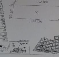 Foto de terreno habitacional en venta en  , cholul, mérida, yucatán, 3726183 No. 01
