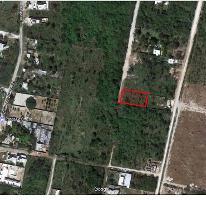 Foto de terreno habitacional en venta en  , cholul, mérida, yucatán, 3738511 No. 01