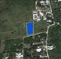Foto de terreno habitacional en venta en  , cholul, mérida, yucatán, 3876008 No. 01