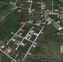 Foto de terreno habitacional en venta en  , cholul, mérida, yucatán, 3876017 No. 01
