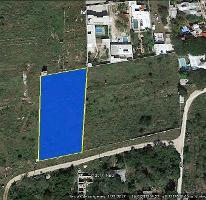 Foto de terreno habitacional en venta en  , cholul, mérida, yucatán, 3926633 No. 01