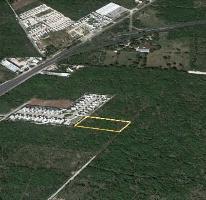 Foto de terreno habitacional en venta en  , cholul, mérida, yucatán, 3969288 No. 01