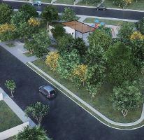 Foto de terreno habitacional en venta en  , cholul, mérida, yucatán, 3981159 No. 01