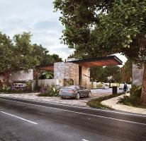 Foto de terreno habitacional en venta en  , cholul, mérida, yucatán, 4225132 No. 01