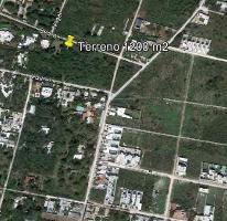 Foto de terreno habitacional en venta en  , cholul, mérida, yucatán, 4253228 No. 01