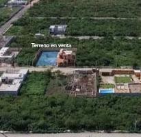 Foto de terreno habitacional en venta en  , cholul, mérida, yucatán, 4282274 No. 01