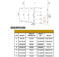 Foto de terreno habitacional en venta en  , cholul, mérida, yucatán, 4415464 No. 01