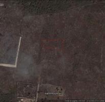 Foto de terreno habitacional en venta en  , cholul, mérida, yucatán, 4465945 No. 01