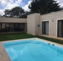 Foto de casa en venta en  , cholul, mérida, yucatán, 4663505 No. 01