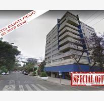 Foto de departamento en venta en cholula 51, hipódromo condesa, cuauhtémoc, distrito federal, 0 No. 01