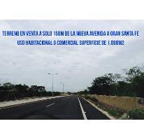 Foto de terreno habitacional en venta en, chuburna de hidalgo iii, mérida, yucatán, 1034417 no 01