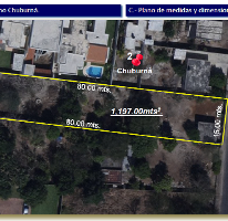Foto de terreno habitacional en venta en, chuburna de hidalgo iii, mérida, yucatán, 1060041 no 01