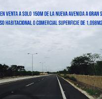 Foto de terreno habitacional en venta en colonia san juan chuburna , chuburna de hidalgo iii, mérida, yucatán, 2740230 No. 01