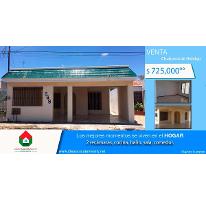 Foto de casa en venta en  , chuburna de hidalgo, mérida, yucatán, 2361526 No. 01
