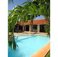 Foto de casa en venta en  , chuburna de hidalgo, mérida, yucatán, 2636770 No. 01