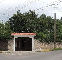 Foto de casa en venta en  , chuburna de hidalgo, mérida, yucatán, 0 No. 01