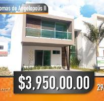 Foto de casa en venta en circuito mulege 62, lomas de angelópolis ii, san andrés cholula, puebla, 0 No. 01