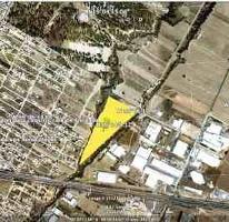 Foto de terreno habitacional en venta en atractivo terreno venta para uso industrial zona chachapa (amozoc) 0 , chachapa, amozoc, puebla, 3182559 No. 01