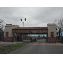 Foto de terreno habitacional en venta en circuito santo tomas 0, las trojes, torreón, coahuila de zaragoza, 2132283 No. 01